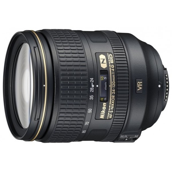 Nikon 24-120mm f/3.5-5.6G ED-IF AF-S VR Zoom-Nikkor