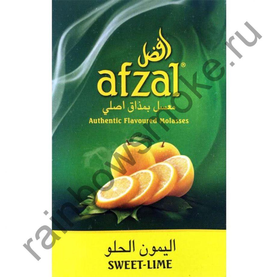 Afzal 1 кг - Sweet Lime (Сладкий Лайм)