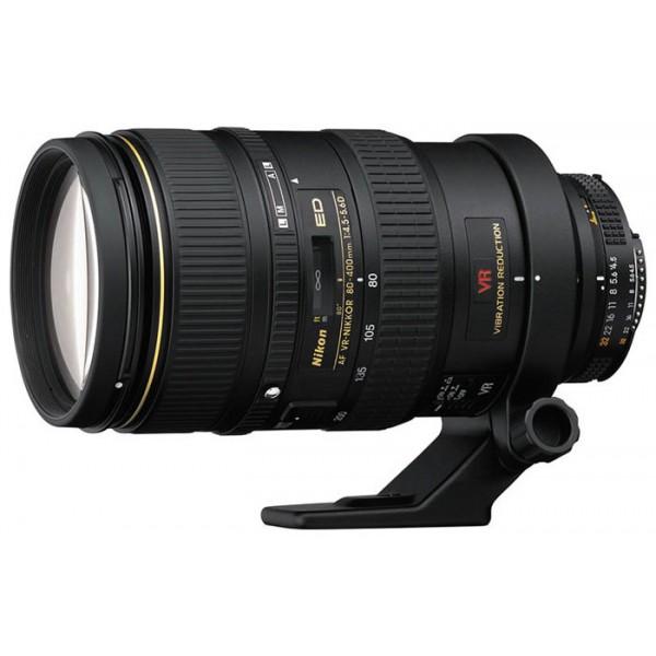 Nikon 80-400mm f/4.5-5.6D ED AF VR Zoom-Nikkor