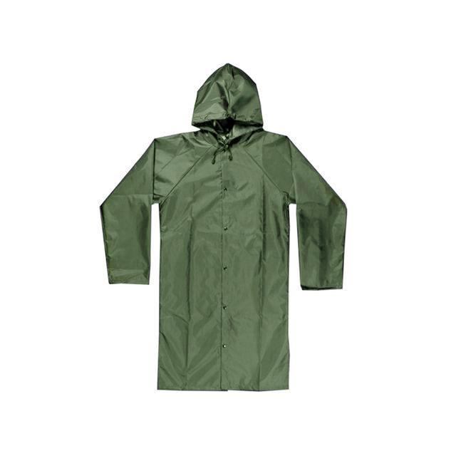 Дождевик для активного отдыха (цвет зеленый)