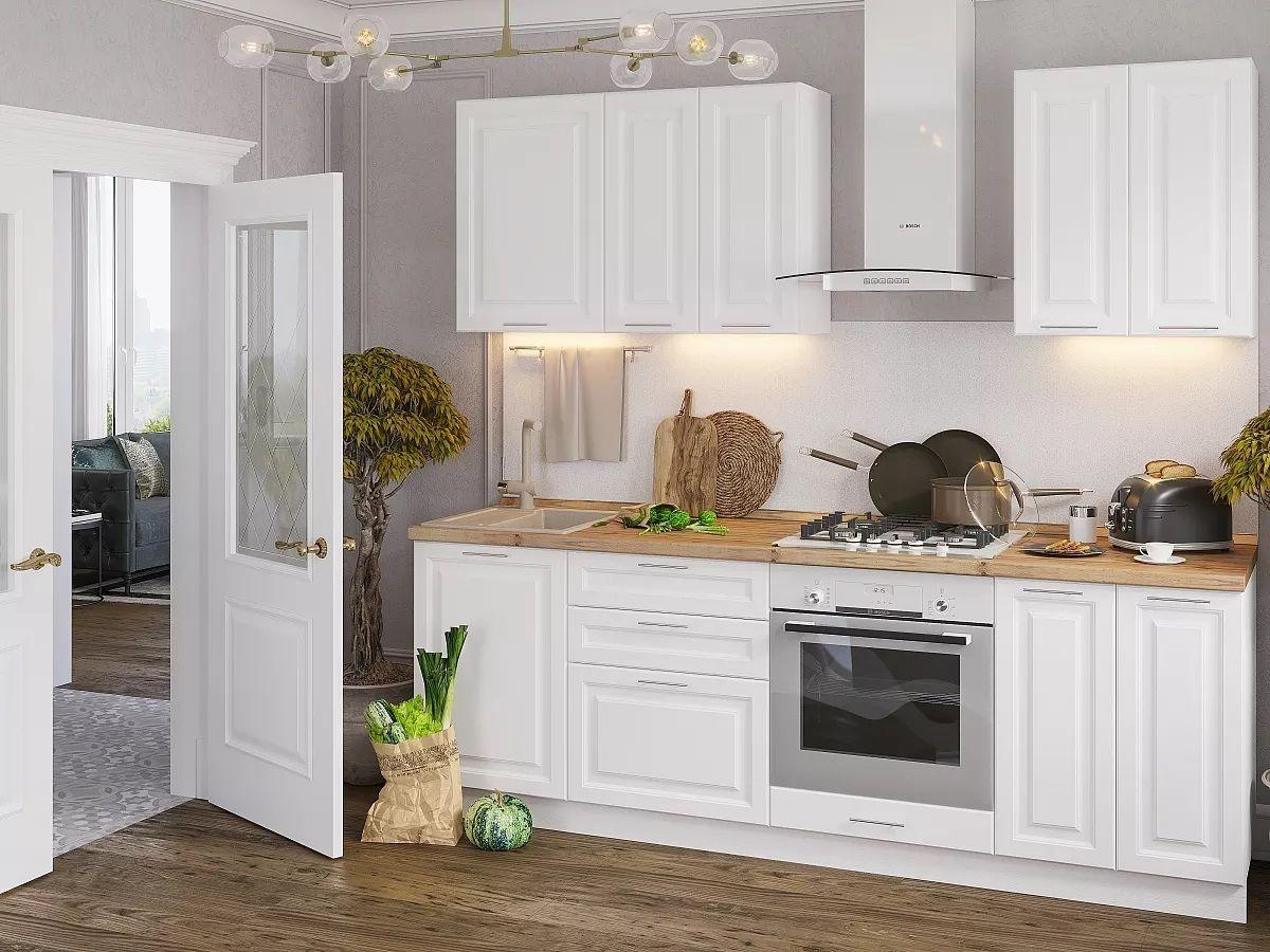 Кухня Эмаль 2,4м