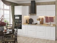 Кухня Эмаль 2,8м Blanco