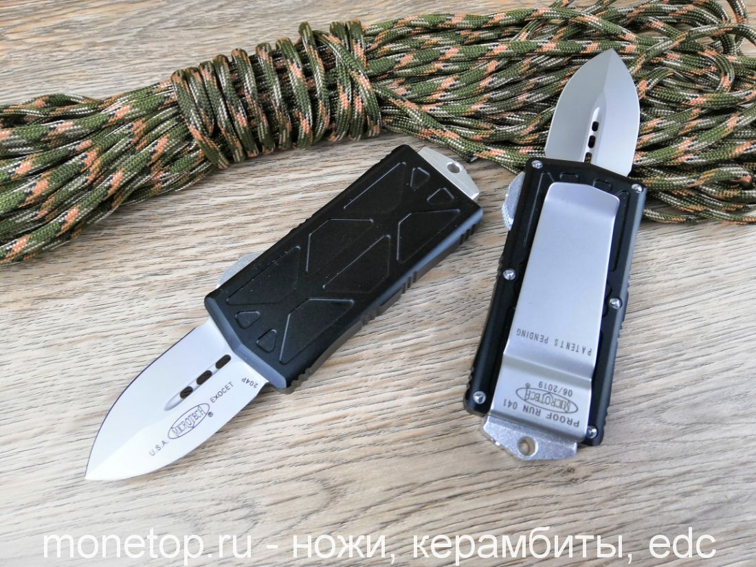 Нож Microtech Exocet Proof Run
