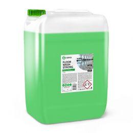 Щелочное средство для мытья пола Floor wash strong 21 кг купить в Челябинске | Моющие средства для пола цена