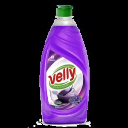 Средство для мытья посуды Velly Бархатная фиалка 500 мл-купить в Челябинске | Средства для мытья посуды цена