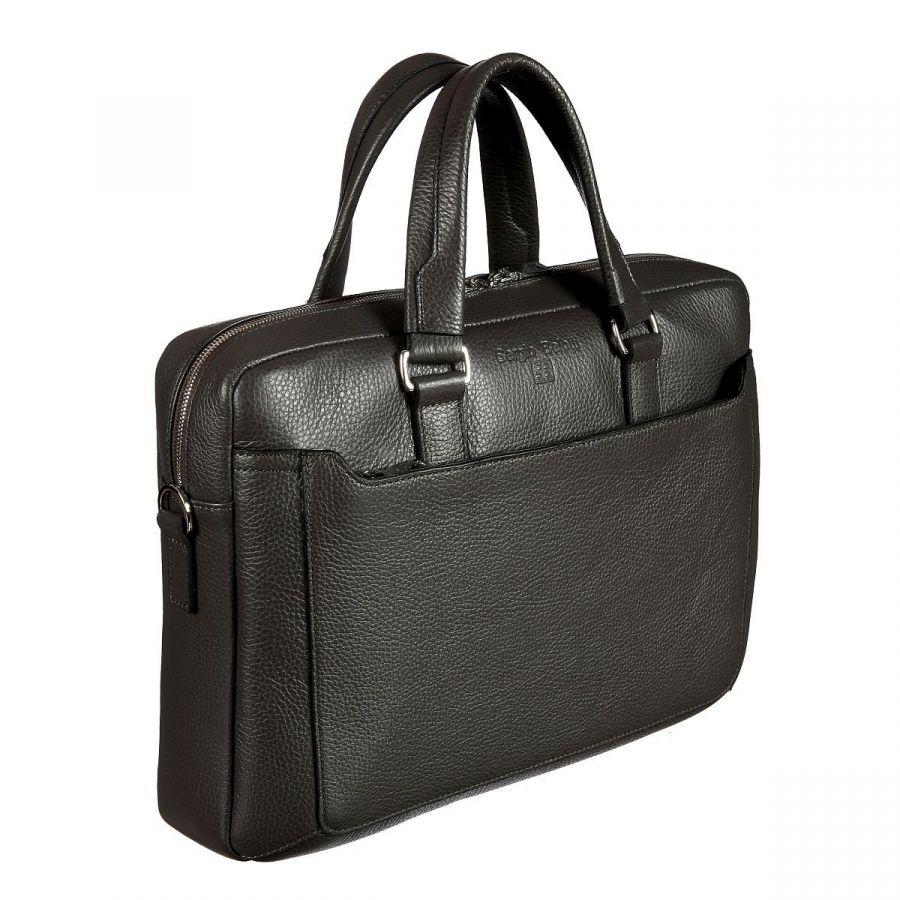 Деловая сумка SERGIO BELOTTI 7025 NAPOLI BROWN