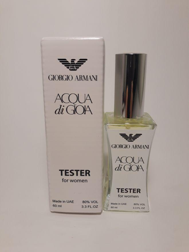 Тестер Giorgio Armani Acqua di Gioia For Women 60 ml NEW