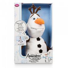 Холодное сердце интерактивная игрушка снеговик Олаф