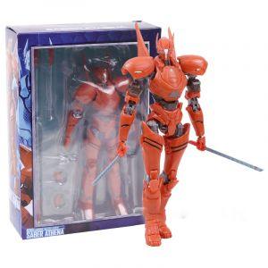 Двигающаяся фигурка робот Афина (Robot Saber Athena) из фильма Тихоокеансий рубеж