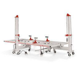 Платформенный стапель SIVER C-210