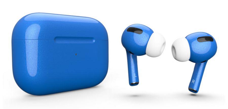 Наушники Apple AirPods Pro Color Glossy Metallic