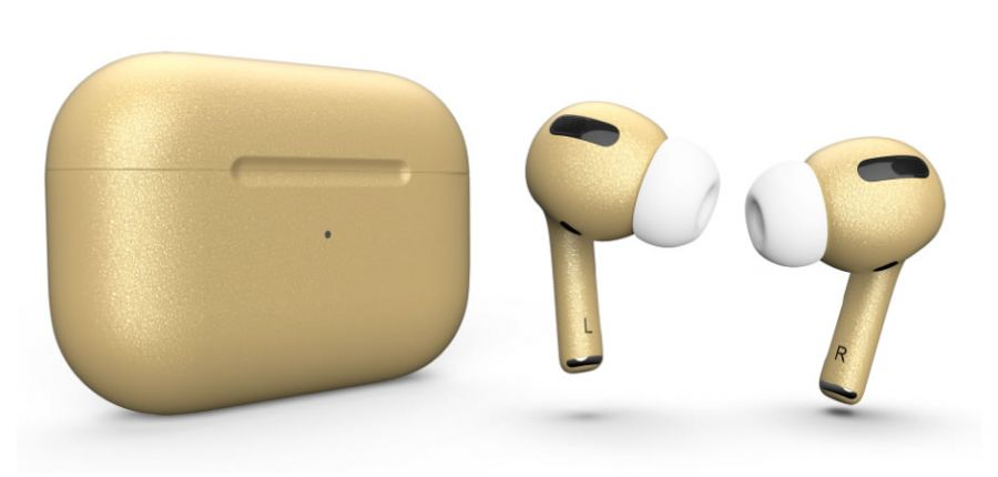 Наушники Apple AirPods Pro Color Matt Metallic