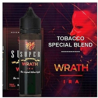 Super Flavor Wrath