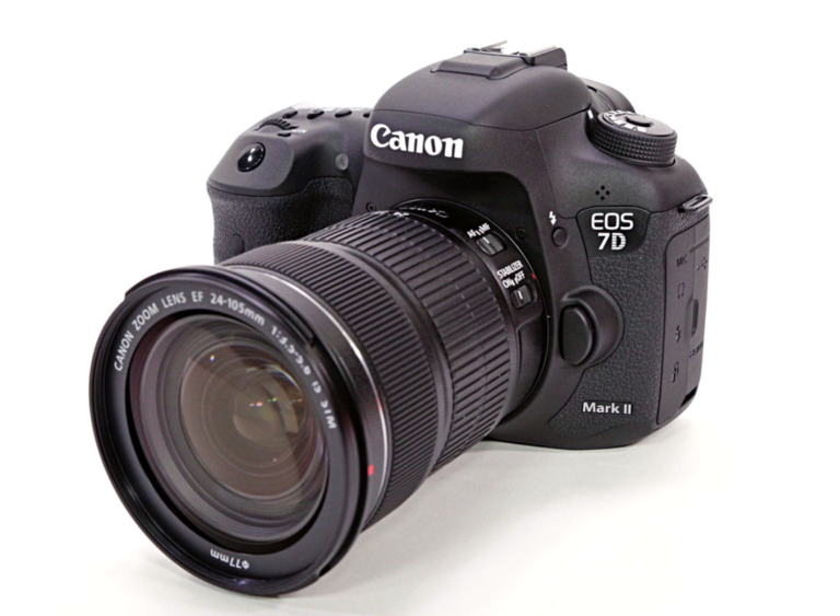 Canon EOS 7D Mark II kit 24-105 MM STM