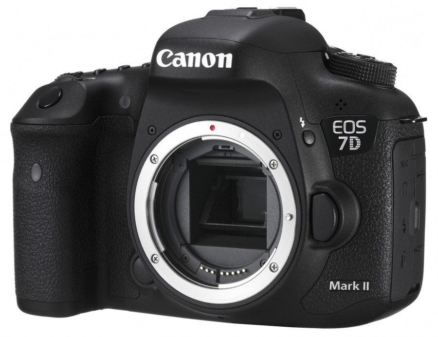 Canon Eos 7d mark ii kit 50 mm f/1.8 STM