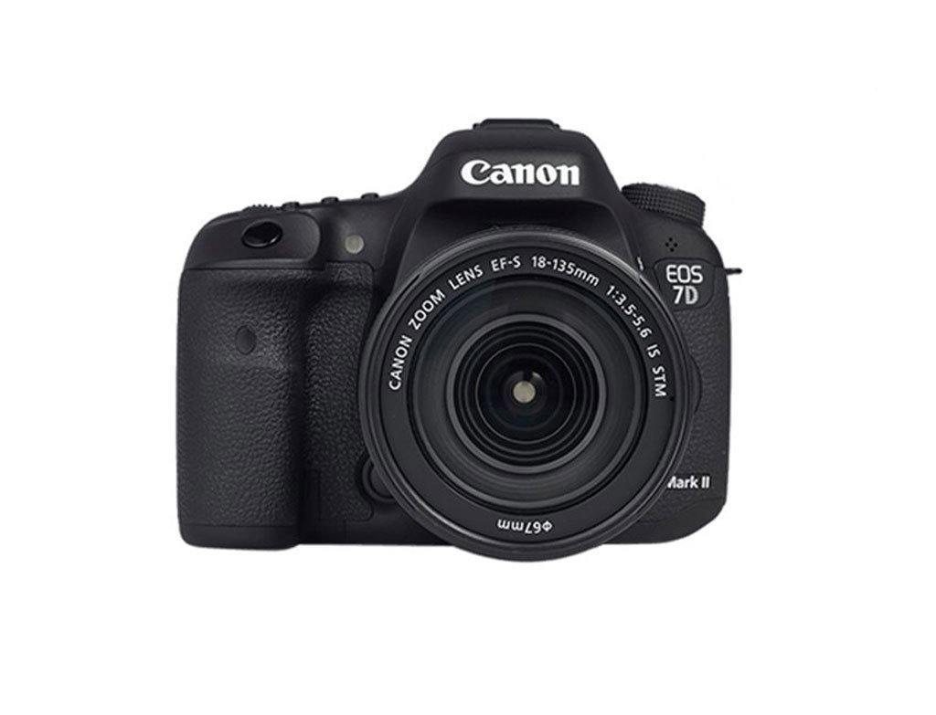 CANON EOS 7D MARK II KIT EF-S18-135 MM IS STM