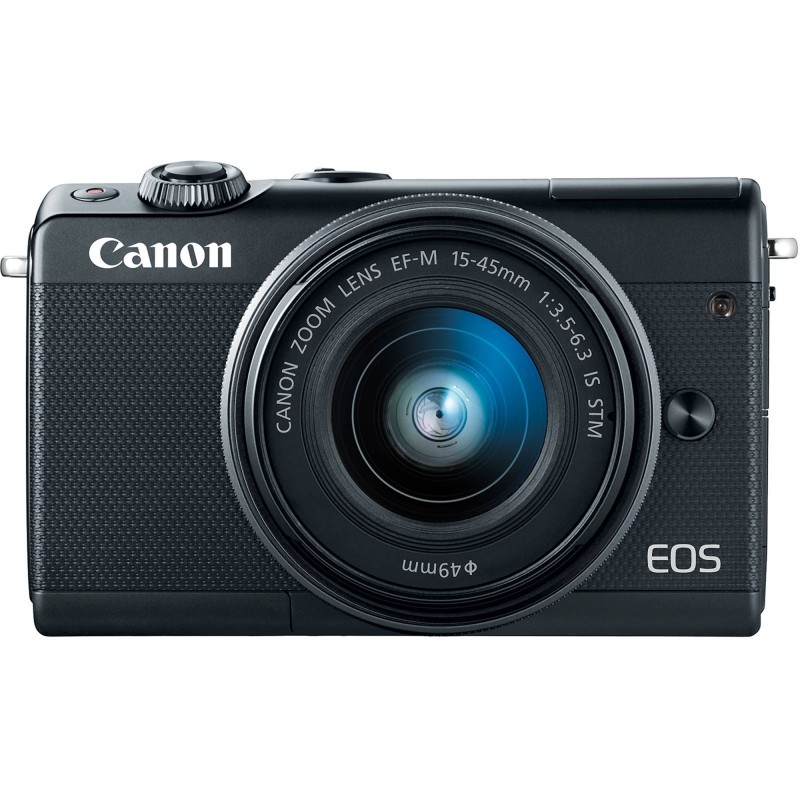 CANON EOS M 100 KIT 15-45 IS STM BLACK