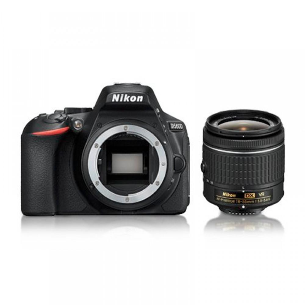 Nikon D5600 kit 18-55mm AF-P VR