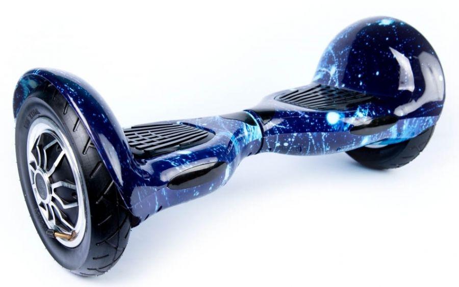 Гироскутер Smart Balance 10 дюймов (TaoTaoAPP + самобаланс) Синий космос