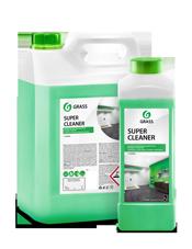 Концентрированое щелочное моющее средство Super Cleaner 5,8кг купить в Челябинске | Универсальные бытовые средства цена