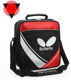 Сумка для настольный теннис  BUTTERFLY CASSIO II красная