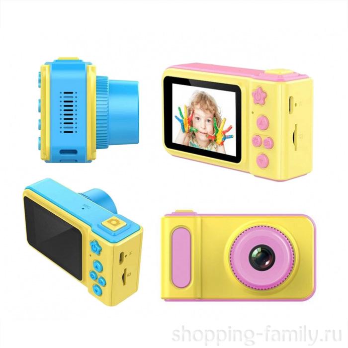 Детский фотоаппарат цифровой Photo Camera Kids