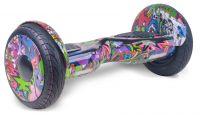 Гироскутер Smart Balance Wheel Suv New 10.5 Фиолетовый хип хоп