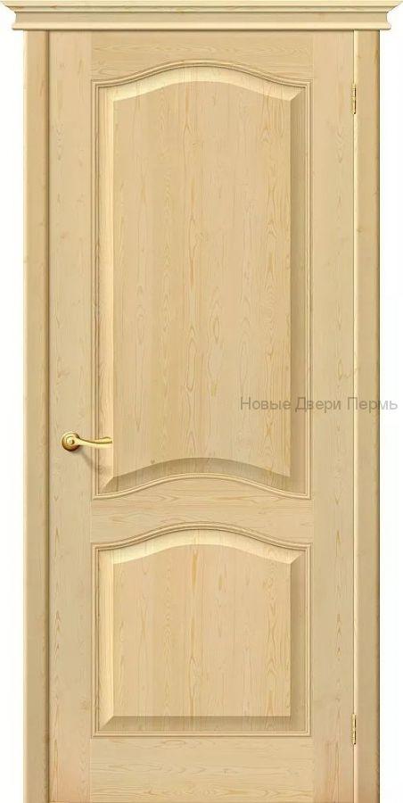М7 ПГ под покраску, межкомнатная дверь массив