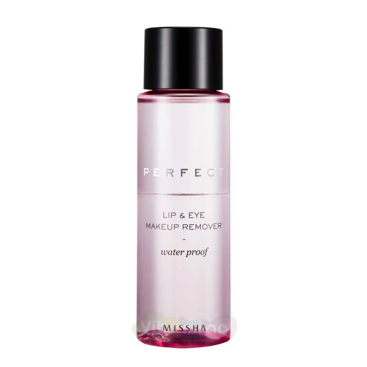 Missha Средство для снятия макияжа Perfect Lip & Eye Make-Up Remover Water Proof, 100 мл