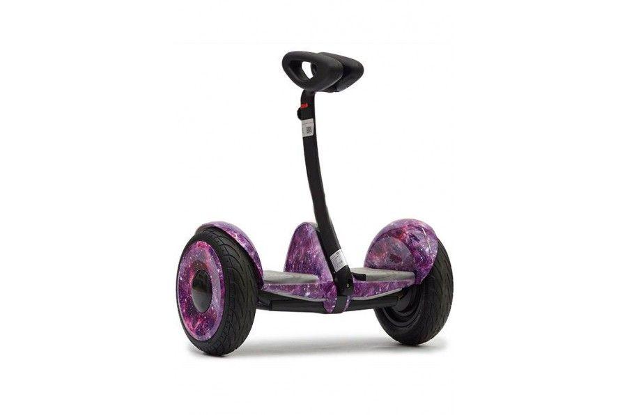 Мини-Сигвей Mini Robot 36v Фиолетовый космос