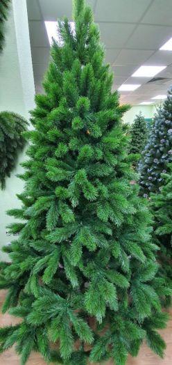 Искусственная елка Триумф де Люкс 260 см зеленая