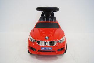 Детская машина-толокар River Toys BMW JY-Z01B MP3