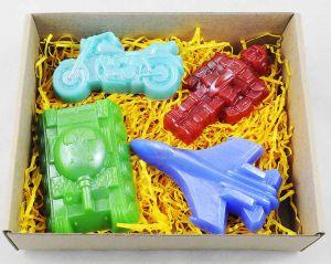 Набор мыла Детские игрушки