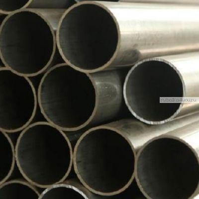 Труба для теплообменника, материал алюминиий длина трубы 50см, толщина 1,5мм