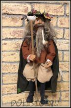 Чешская кукла-марионетка Странник  - Tulak (Чехия, Praha, Hand Made, авторы  Ивета и Павел Новотные)