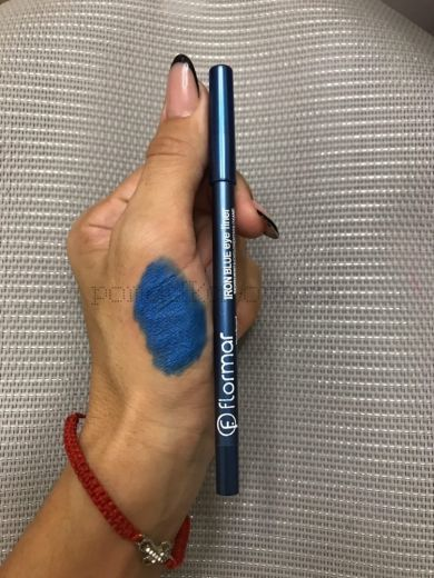 Kарандаш для глаз IRON BLUE EYE LINER