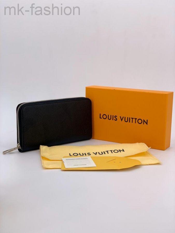 Louis Vuitton Zippy Wallet Taiga 1094