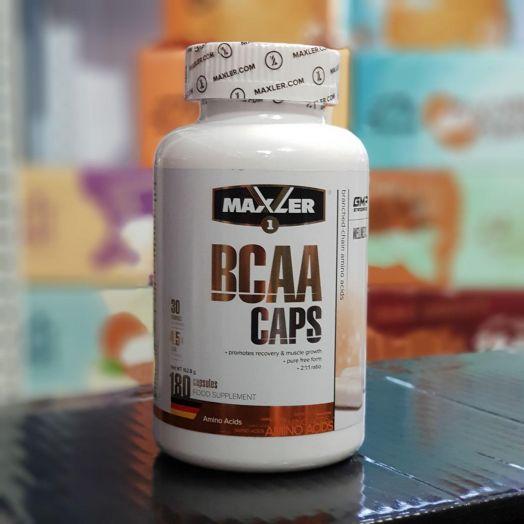 Maxler - BCAA Caps (180 капс)