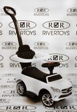 Детская машина-толокар River Toys MERCEDES JY-Z06C
