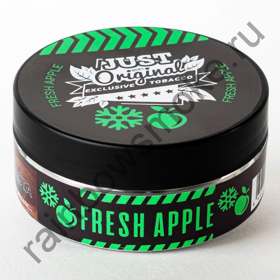 Just Over Original 100 гр - Fresh Apple (Ледяное Яблоко)