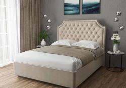 Кровать Sontelle Кеслин с ПМ