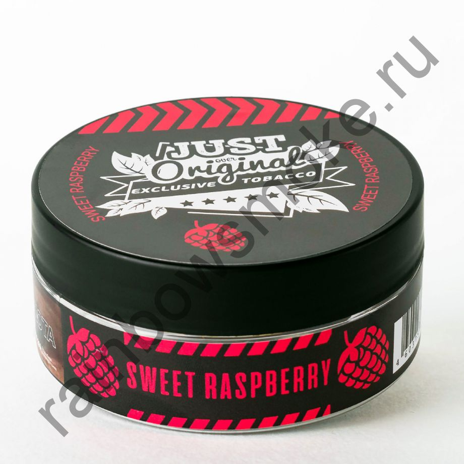 Just Over Original 100 гр - Sweet Raspberry (Малина Сладкая)
