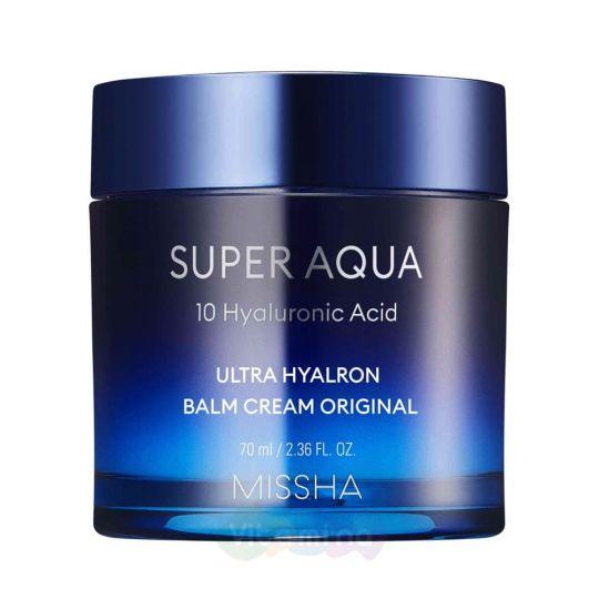 Missha Увлажняющий крем-бальзам Super Aqua Ultra Hyalron Balm Cream Original, 70 мл