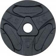 Блин Torneo стальной 2,5 кг 1050-25