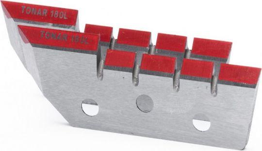 Нож    для  ледобура   ЛР-180 ТОРНАДО (левое вращение) NLT-180L