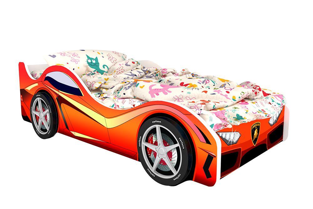 Кровать - машина Lamborghini