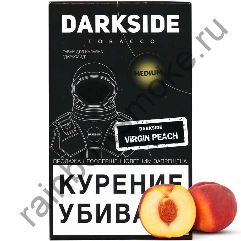 DarkSide Medium 100 гр - Vergin Peach (Вирджин Пич)