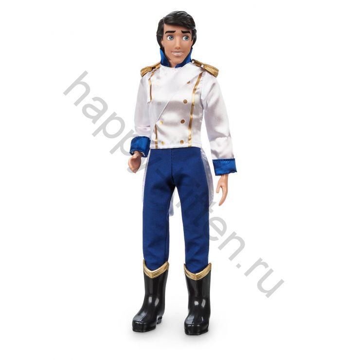 Игрушка кукла принц Эрик Дисней 2018г.
