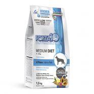 LINEA DIET для взрослых собак средних пород, с океанической рыбой, 12 кг