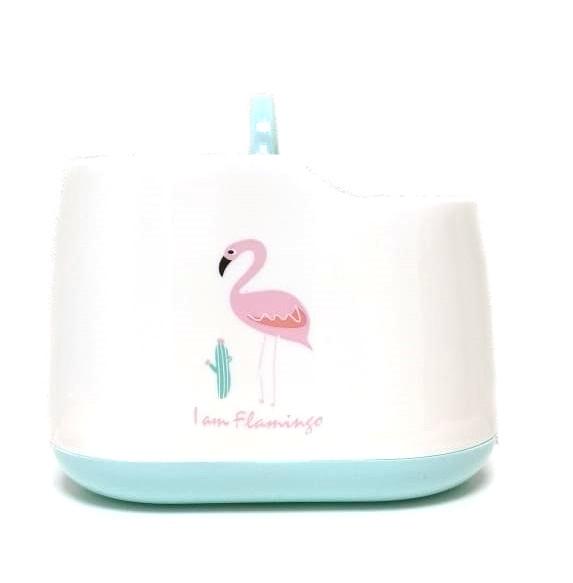 Овальная подставка для сушки столовых приборов Фламинго